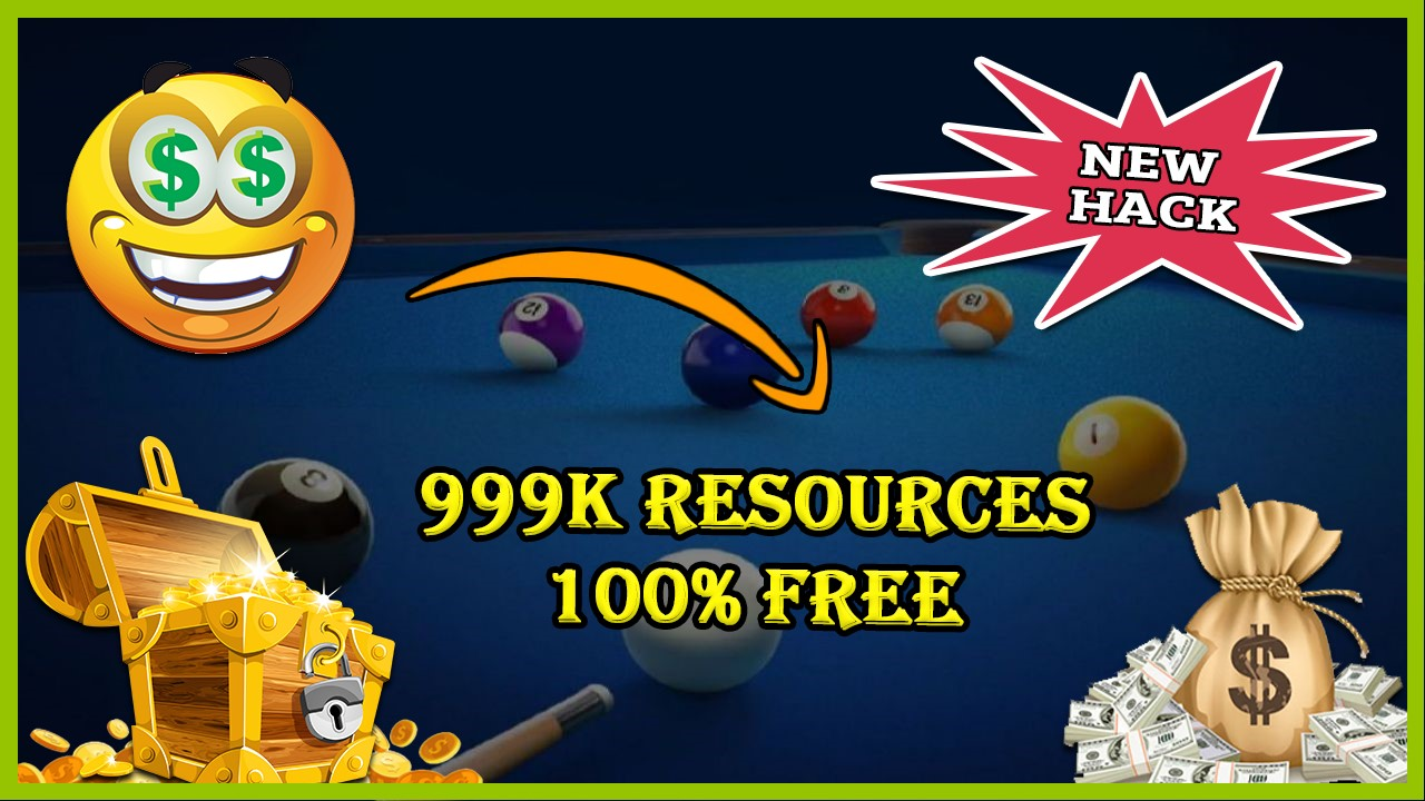 8 Ball Pool hack 2020