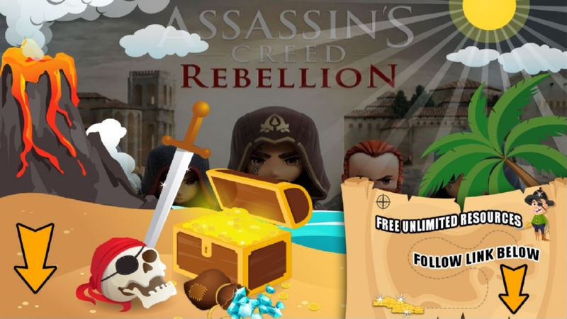 Assassins Creed Rebellion hack tool 2019