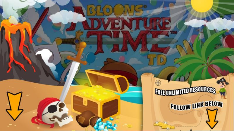 Bloons Adventure Time TD hack tool 2019