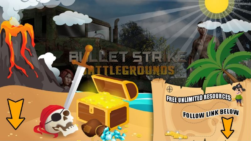 Bullet Strike Battlegrounds hack tool 2019