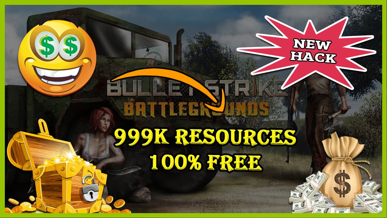 Bullet Strike Battlegrounds hack 2020