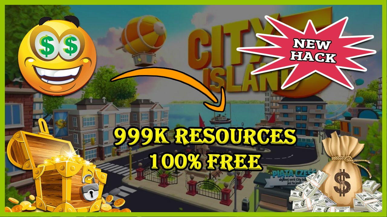 City Island 5 Tycoon Sim Game hack 2019