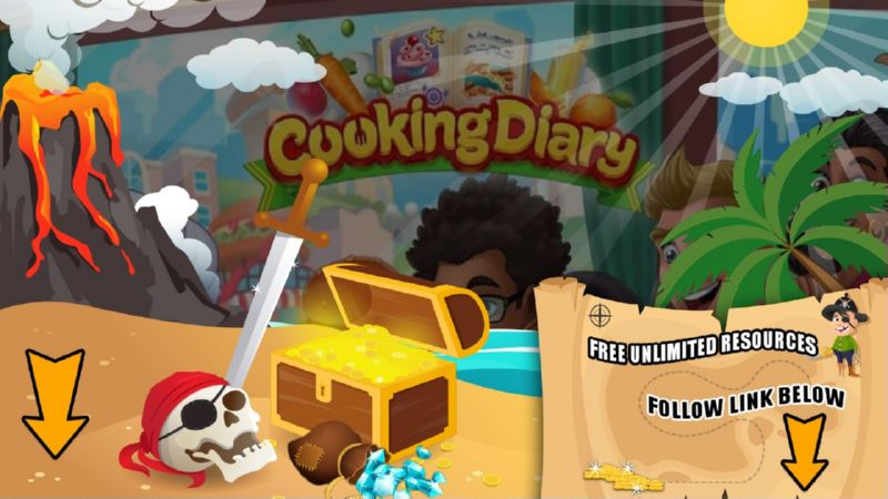 Cooking Diary hack tool 2019