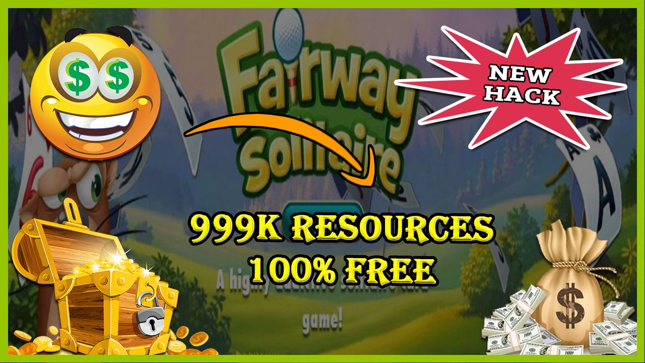 Fairway Solitaire hack 2020
