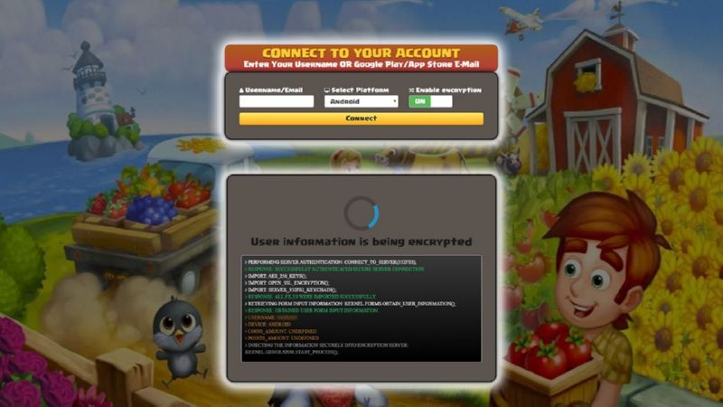 Farmville 2: Country Escape hack coins