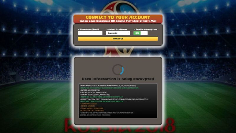 Fifa Soccer World Cup hack coins