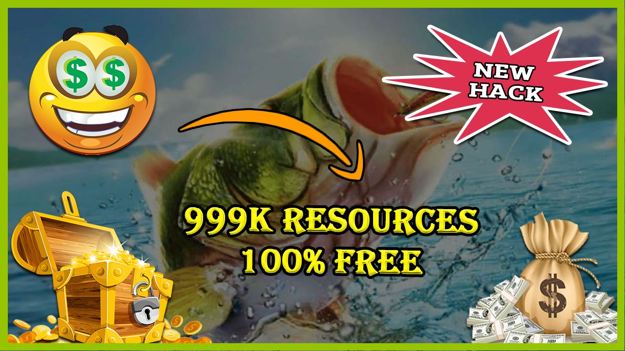 Fishing Clash Fish Game hack 2019