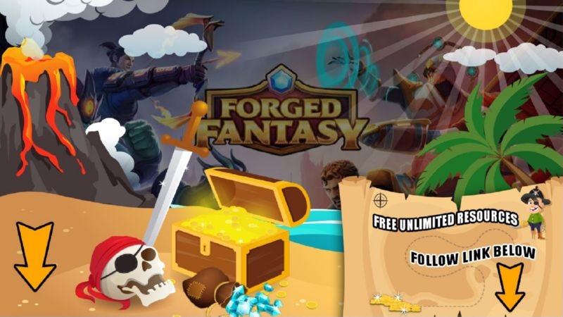 Forged Fantasy hack tool 2019