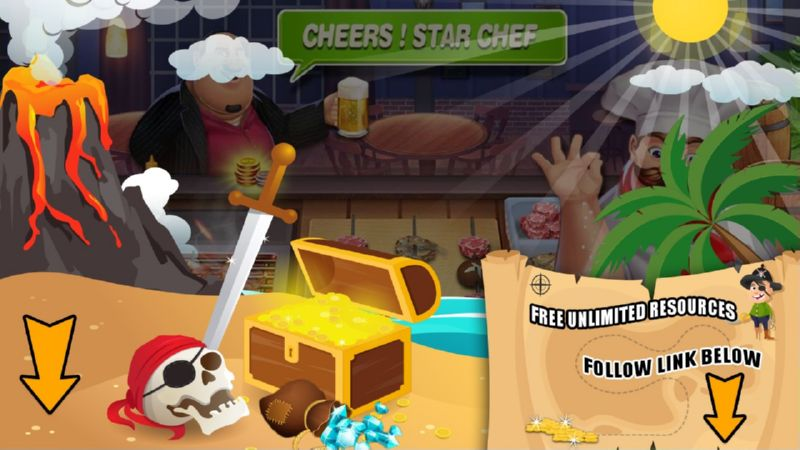 Happy Cooking Chef Fever hack tool 2019