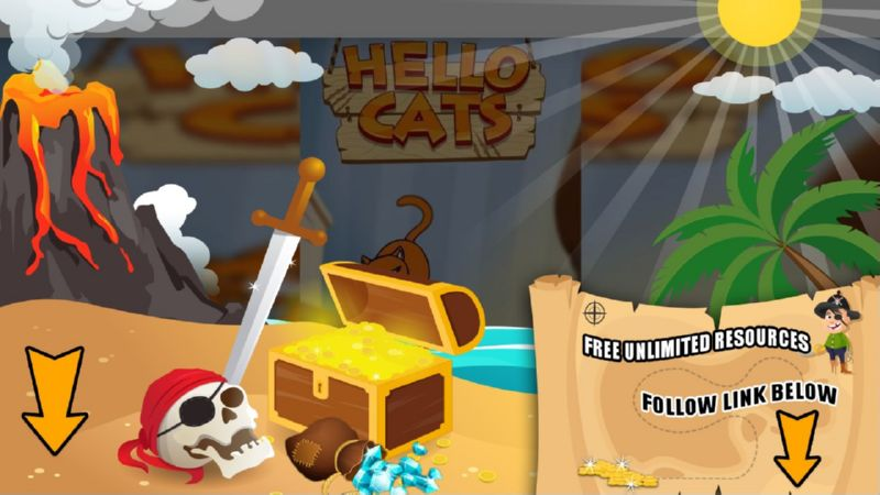 Hello Cats hack tool 2019