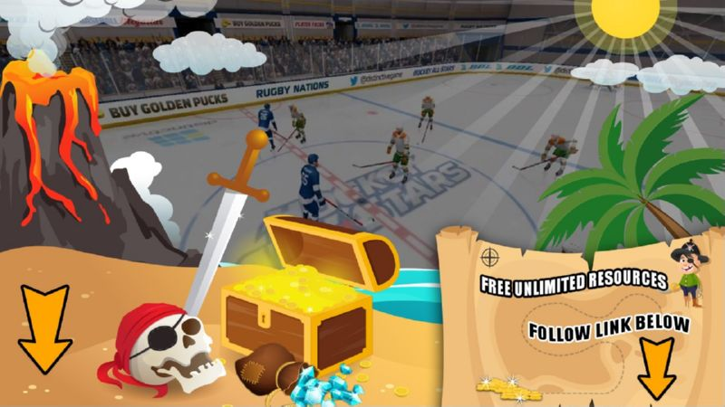 Hockey All Stars hack tool 2019