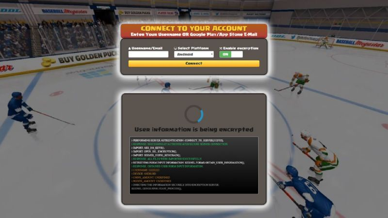 Hockey All Stars hack cash