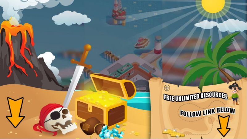 Idle Harbor Tycoon hack tool 2019