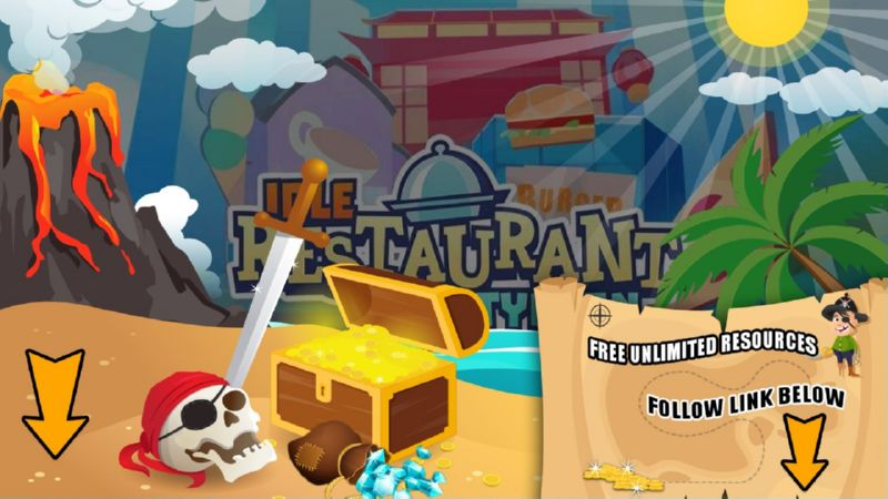 Idle Restaurant Tycoon hack tool 2019