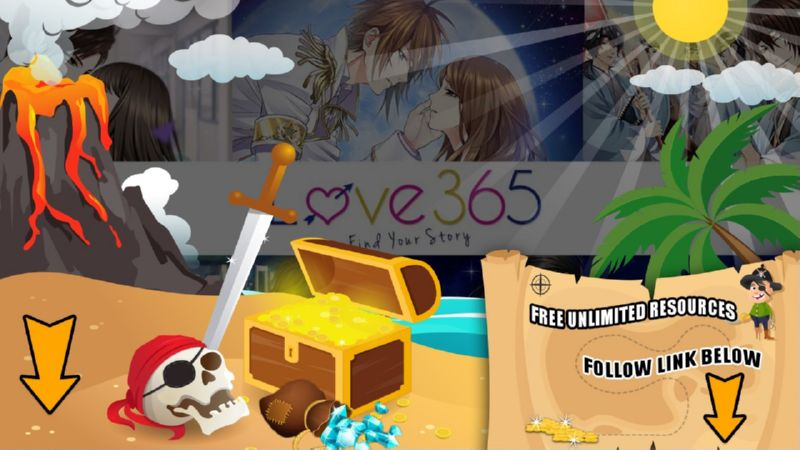 Love 365 Find Your Story hack tool 2019