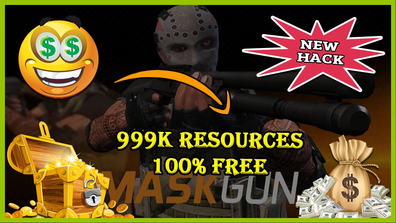 Maskgun hack 2020