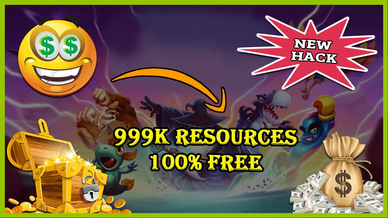 Monster Legends hack 2020