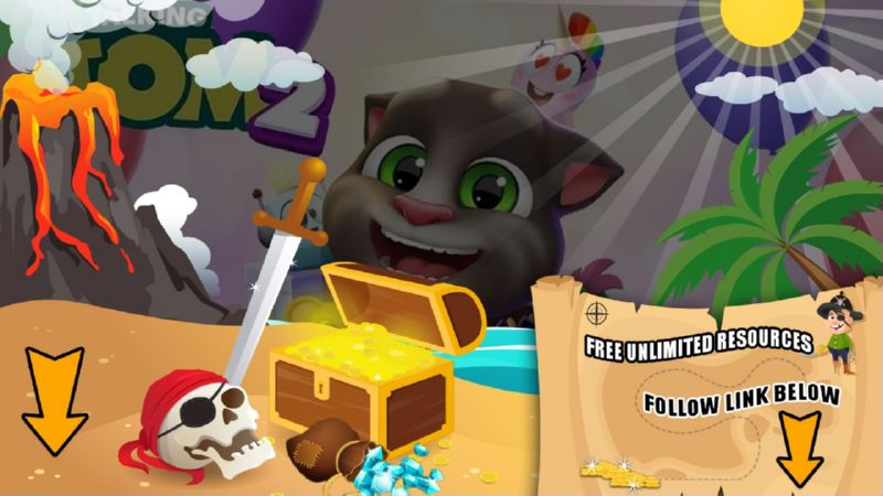 My Talking Tom 2 hack tool 2019