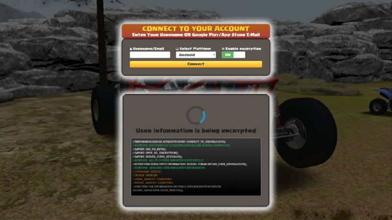 Offroad Outlaws hack gold