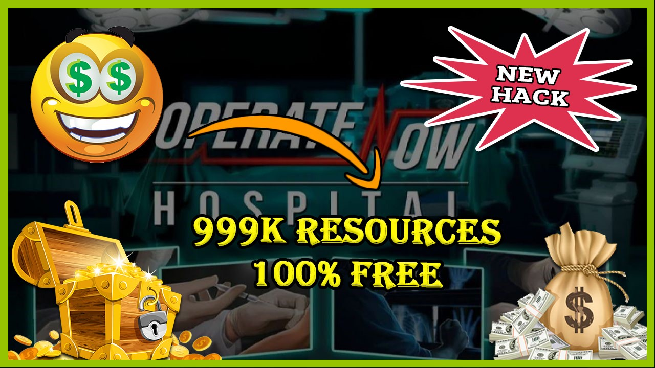 Operate Now Hospital hack 2020