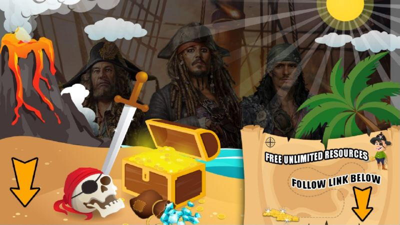 Pirates Of The Caribbean Tides Of War hack tool 2019