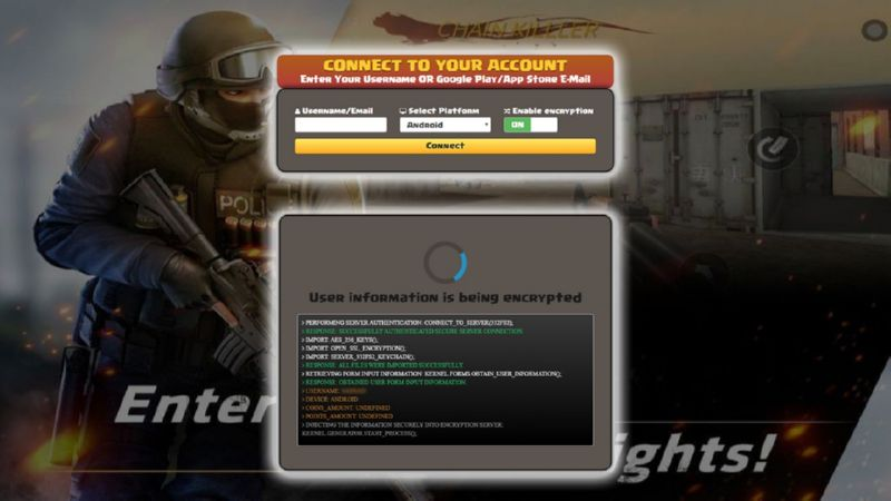 Point Blank Strike hack gold