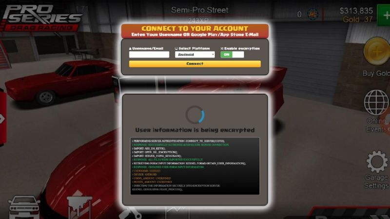 Pro Series Drag Racing hack gold