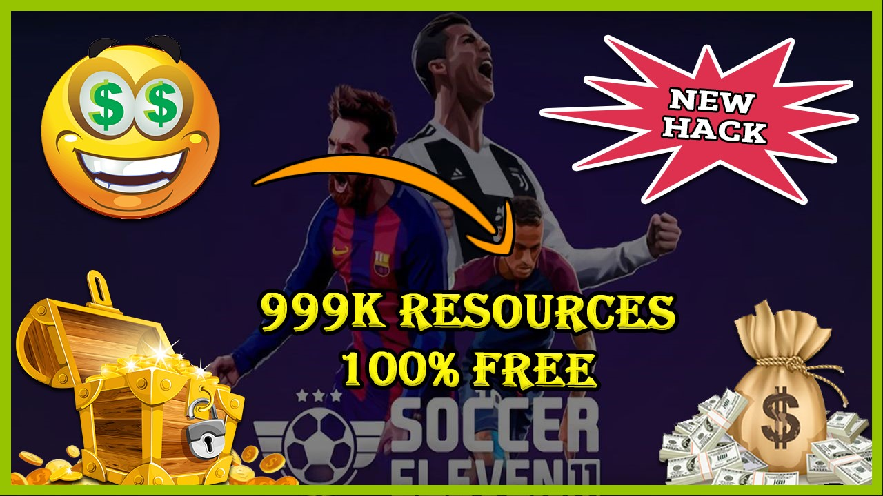 Soccer Eleven Football Manager 2019 hack 2020