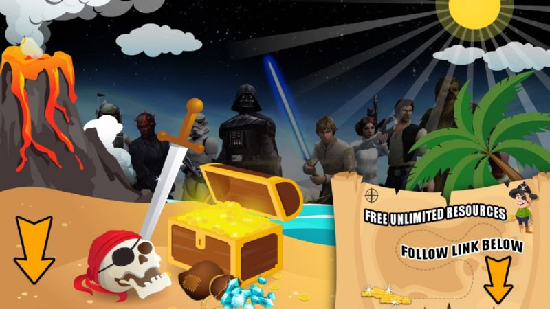 Star Wars Galaxy Of Heroes hack tool 2019