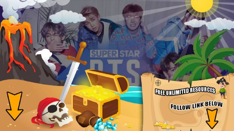 Superstar Bts hack tool 2019