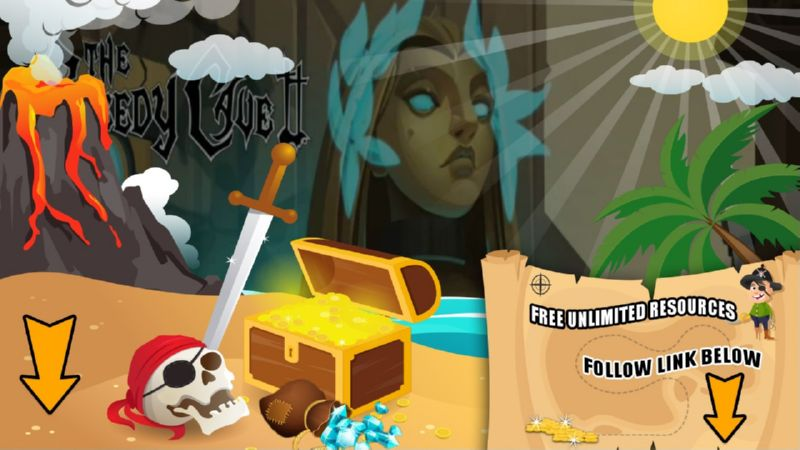 The Greedy Cave 2 hack tool 2019