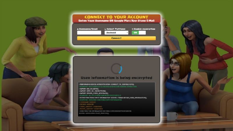 The Sims Mobile hack simcash