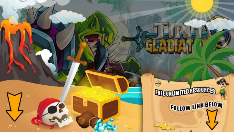Tiny Gladiators 2 hack tool 2019