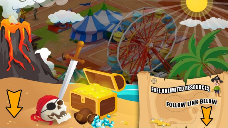 Wonder Park Magic Rides Game hack tool 2019