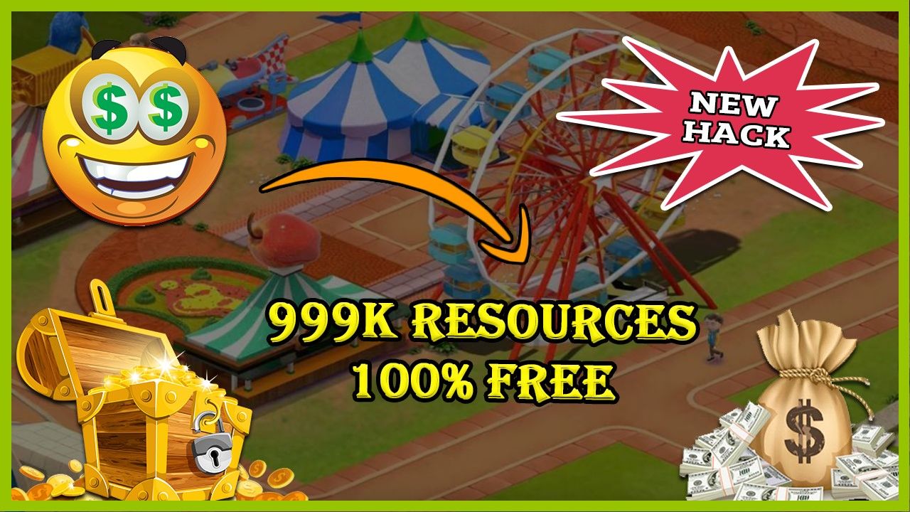 Wonder Park Magic Rides Game hack 2020