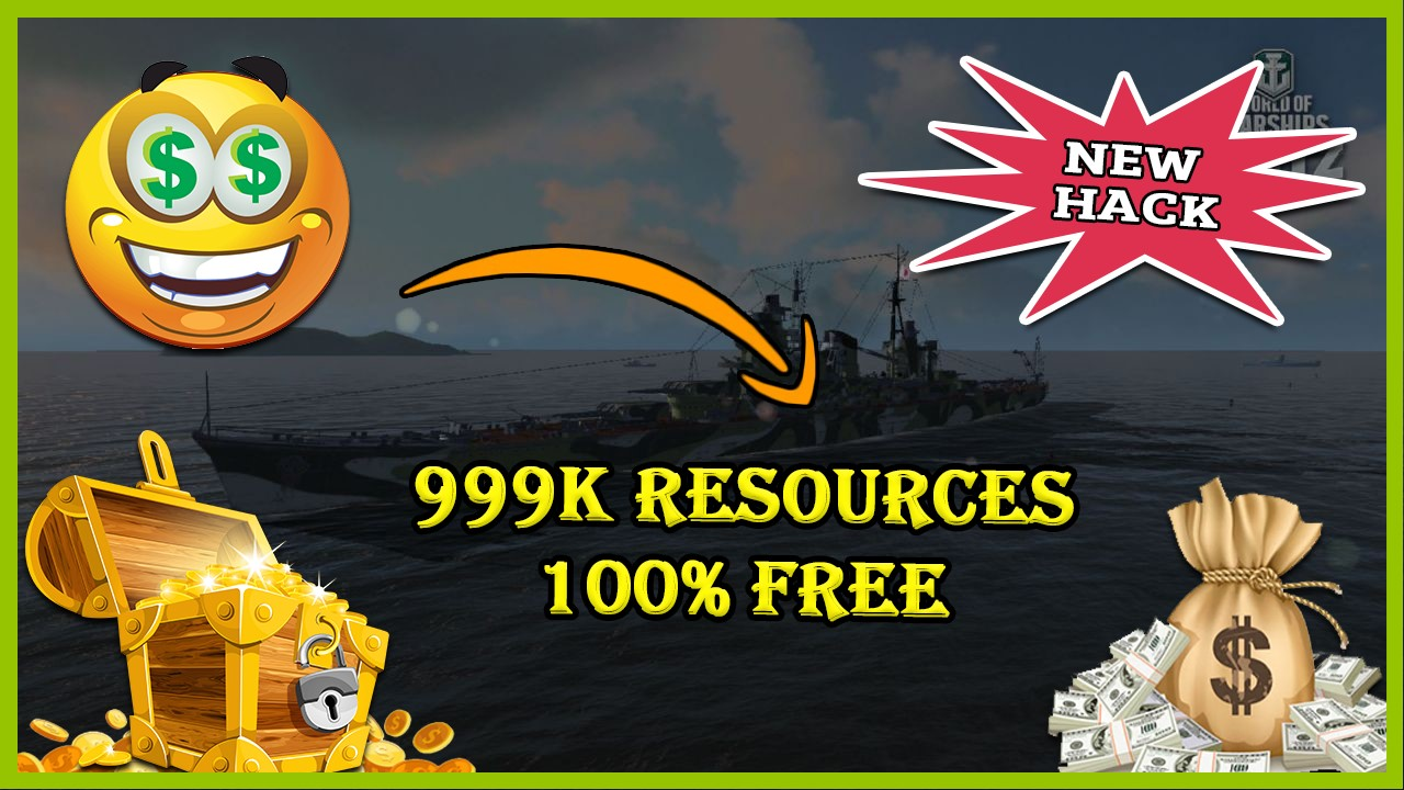 World Of Warships Blitz hack 2020